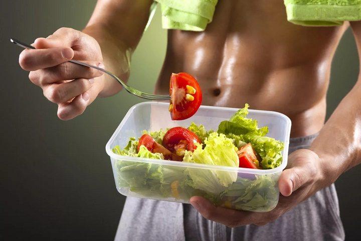 прием пищи до тренировки